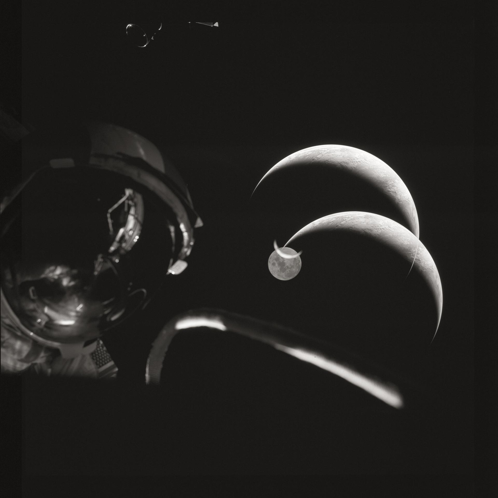 Apollo 17    AS17. Rollo 152. Fotogramas 02 al 20. Diciembre de 1972.